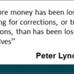 A Fine Investing Quote – Market Corrections