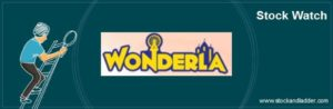 Stock watch_wonderla